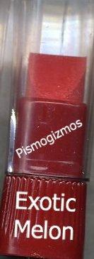 Avon Exotic Melon Color Rich Lipstick Sample