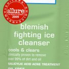 Biore Blemish Fighting Ice Cleanser Sample
