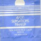 Avon Sunsations Make Up Sample