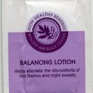 Avon Balancing Lotion Sample