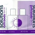 Avon Solutions A.M /P.M. Body Lipo 24 Sample