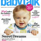 Baby Talk Magazine May 2012-Sweet Dreams Nursery Ideas!