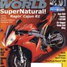 Cycle World December 2005 SuperNatural Ragin' Cajun R1, Suzuki M109R, FJR1300