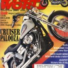 Cycle World January 2006-Cruiser Palooza, Harley's  2006 Super Glide
