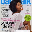 Baby Talk Magazine August 2012-Sleep better, breastfeeding, play yards, milestones, plus more!