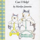 Can I Help? By Marilyn Janovitz