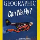 National Geographic - September 2011: Can We Fly?