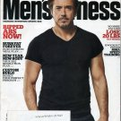 Mens Fitness January/February 2012-Robert Downey JR.