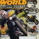 Cycle World September 2005 -New Bikes 2006 Thrill Seeker Buell XB12X Issue #42