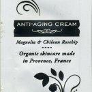 Le Fleur Organique Anti-Aging Cream Sample