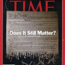 Time July 4, 2011-The 10th Annual History Issue:The Constitution