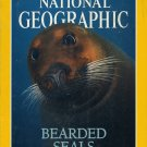 National Geographic March 1997 Bearded Seals