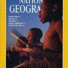 National Geographic October 1997- Zambezi