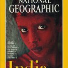 National Geographic May 1997-India Turning Fifty
