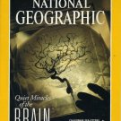 National Geographiic June 1995-Quiet Miracles of the Brain