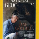 National Geographiic December 1995-Jane Goodall