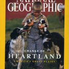 National Geographic May 2004- Change Of Heartland:America's Great Plains