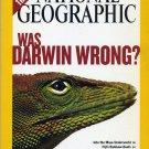 National Geographic November 2004-Was Darwin Wrong?