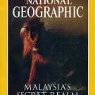 National Geographic August 1997-Malaysia's Secret Realm