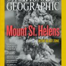 National Geographic May 2010-Mount St. Helens