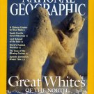 National Geographic February 2004-Great Whites Of The North