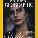 National Geographic August 1995-Sicily