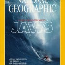 National Geographic November 1998-Maui's Monster Waves: Jaws