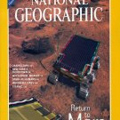 National Geographic August 1998-Return To Mars
