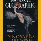 National Geographic July 1998-Dinosaurs Take Wings