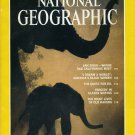 National Geographic August 1989-Elephant Talk
