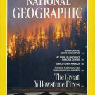 National Geographic February 1989-The Great Yellowstone Fires