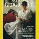 National Geographic March 1989-Faulkner's Mississippi