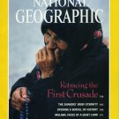National Geographic September 1989-Retracing The First Crusade