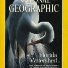 National Geographic July 1990-Florida Watershed