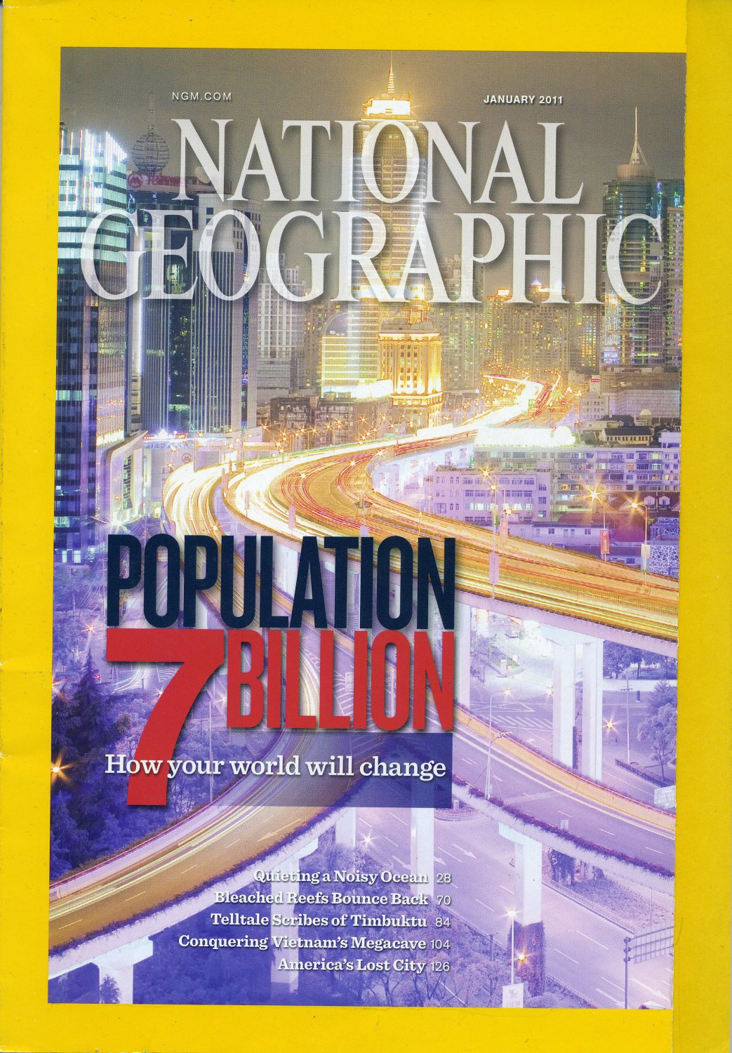 the issue of overpopulation in 7 billion a national geographic magazine video Some time late in 2011—at least cover story on population for national geographic magazine the issue, which tackles the 7 billion.