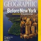 National Geographic September 2009-Before NewYork