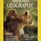 National Geographic May 1986-The Serengeti