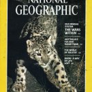 National Geographic June 1986-Tracking The Snow Leopard