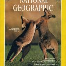 National Geographic February 1979-Kangaroos! That Marvelous Mob +*Supplement*
