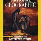 National Geographic August 1991-The Persian Gulf After The Storm
