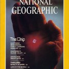 National Geographic October 1982-The Chip
