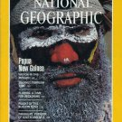 National Geographic August 1982-Papua New Guinea:Nation In The Making