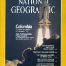 National Geographic October 1981-Columbia Closes A Circle