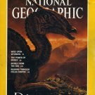 National Geographic January 1993-Dinosaurs