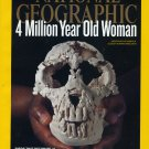 National Geographic July 2010-4 Million Year Old Woman