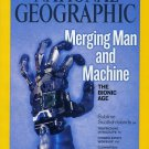 National Geographic January 2010-Merging Man And Machine