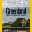 National Geographic June 2010-Greenland!