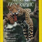 National Geographic November 1977-Brazil Tames Her Wild Frontier