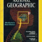 National Geographic January 1987-Medicines New Vision