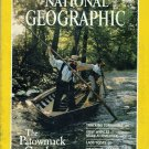 National Geographic June 1987-The Patowmack Canal:Waterway That Led To The Constitution